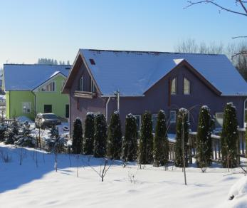 Коттеджный поселок Любовино