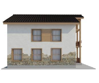 Проект дома AS-2045, 126 м2