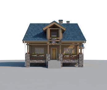 Проект дома AS-2062, 131 м2