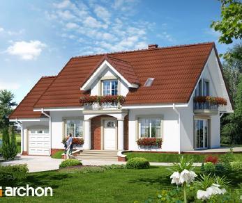 Проект  Дом в вербене 7, 154.9 м2