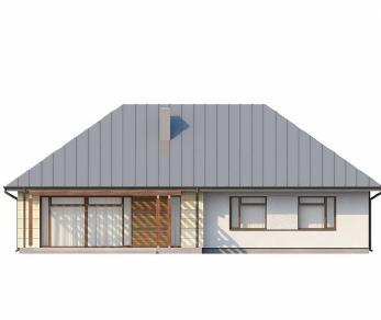 Проект дома Проект Z140, 123.6 м2