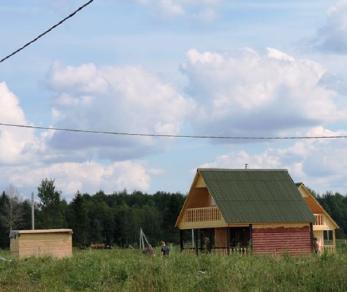 Коттеджный поселок Живой Ручей