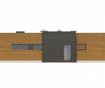 Проект дома Проект Zx100, 164.8 м2