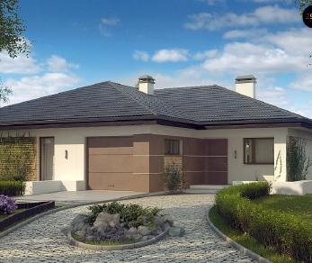 Проект дома Проект Z268, 185.4 м2