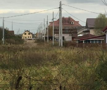 Продажа участка Санино, Им А.И.Штакеншнейдера ул.