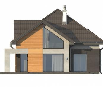Проект дома Проект Z288, 212.9 м2