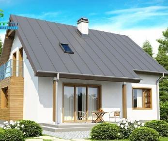 Проект дома Проект z162, 134.4 м2