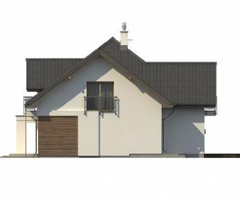 Проект дома Проект Z272, 262.9 м2
