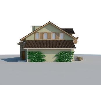 Проект дома AS-433-2, 321.6 м2