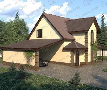 Проект  Волково, 213 м2