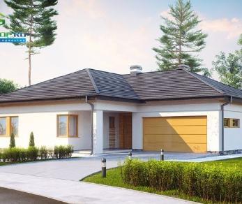 Проект дома Проект z204, 150.4 м2