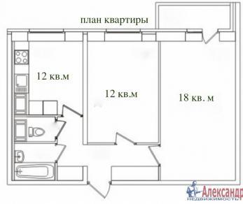 Продажа квартиры Всеволожск, Героев ул., д.9