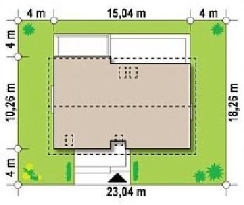 Проект дома Проект Z97, 231.9 м2