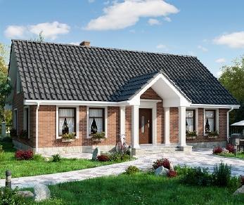 Проект дома AS-2180, 182 м2