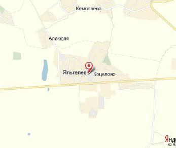 Продажа квартиры Яльгелево пос., 46, д. 46