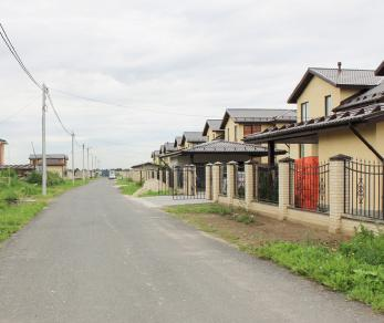 Коттеджный поселок Колтуши 2