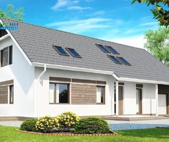 Проект дома Проект z160, 215 м2