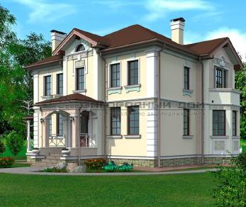 Проект дома Лион, 150 м2