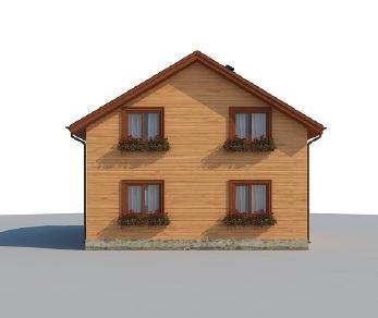Проект дома AS-2206, 131 м2