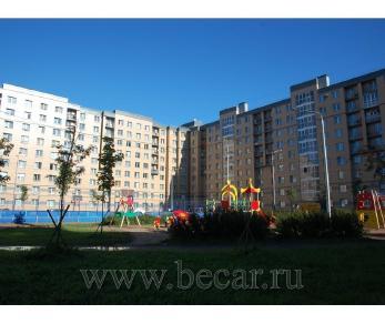 Продажа квартиры Шушары ПГТ Изборская ул, д. 1, к. 1