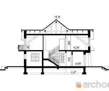 Проект  Дом в бергамотах (Р2), 337.5 м2