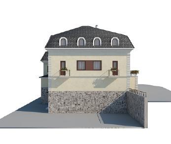 Проект дома AS-2133, 504 м2