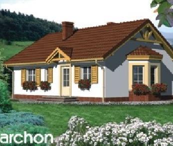 Проект  Дом в ежевике 2, 79.9 м2