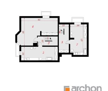 Проект  Дом в боровиках (П), 311.5 м2