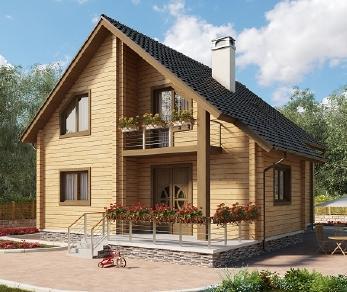 Проект дома AS-2123-2, 150 м2