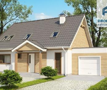 Проект дома Проект z95gl, 216.6 м2