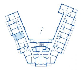Продажа квартиры Мурино, Петровский бул., д.1
