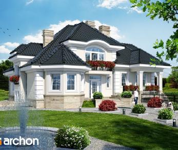 Проект  Резиденция в Мышленицах 2 (П), 407.4 м2