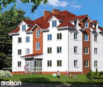 Проект  Дом у бульвара 2, 837.6 м2
