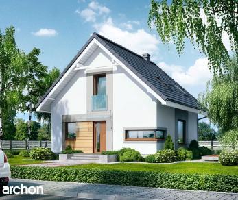 Проект  Дом в рододендронах 11(H), 93.03 м2