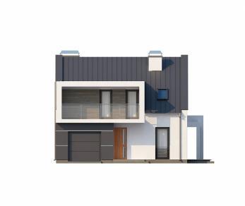 Проект дома Проект Zx44, 176.5 м2