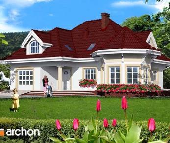 Проект  Дом под юккой, 204.2 м2
