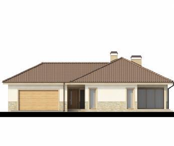 Проект дома Проект Z80, 197.6 м2