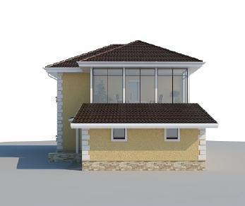 Проект дома AS-2153-2, 188 м2