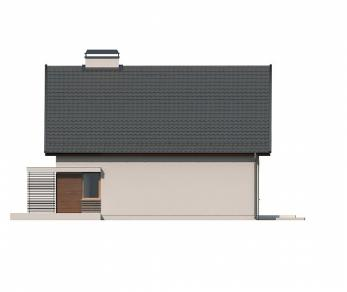 Проект дома Проект Z166, 158.7 м2
