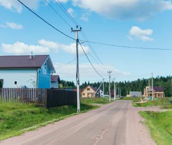 Продажа участка Вирки, Холмистый пер.