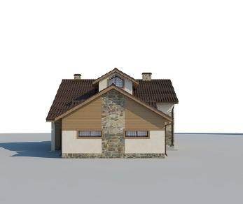 Проект дома AS-2056, 255 м2
