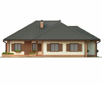 Проект дома Проект Z17, 202.3 м2
