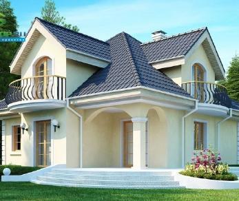Проект дома Проект z27, 154.9 м2