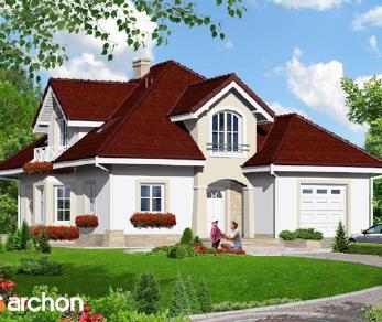 Проект  Дом в зорьках 2, 187.8 м2