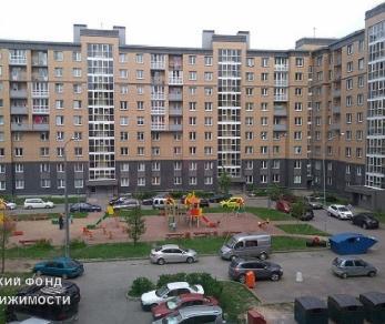 Продажа квартиры Шушары пос., Ростовская Славянка ул., д. 25, к. 2