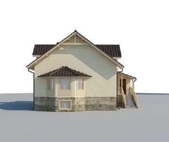Проект дома AS-2094, 206 м2