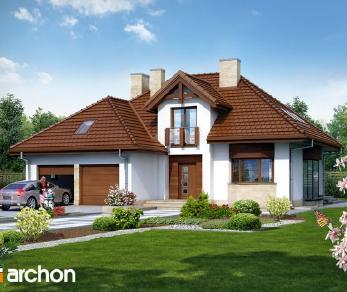 Проект  Дом в каллатеях 2 (П), 292.2 м2