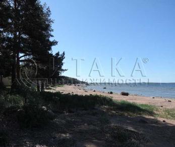 Продажа участка Приморск Пляжная