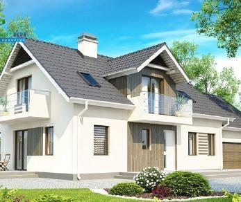 Проект дома Проект z175, 220.2 м2