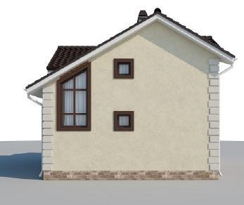 Проект дома AS-2051, 83 м2